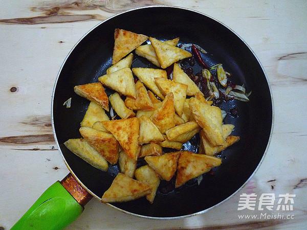 家常烧豆腐怎么煮
