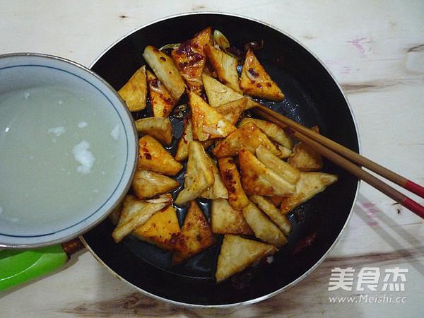 家常烧豆腐怎么炖