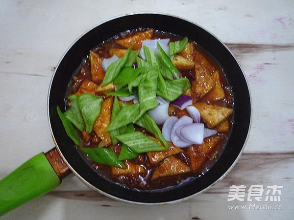 家常烧豆腐怎样做