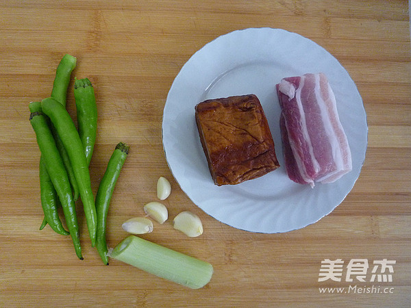 小炒豆腐干的做法大全