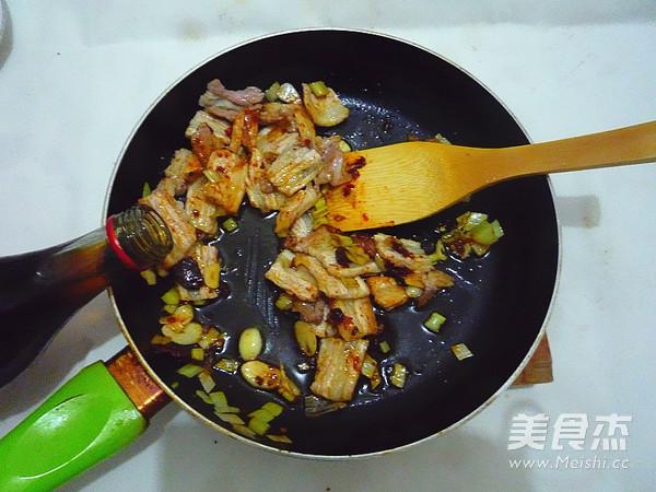 小炒豆腐干怎么做