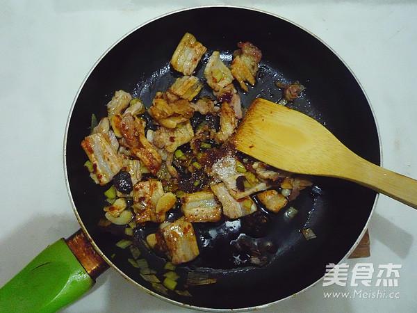 小炒豆腐干怎么炒