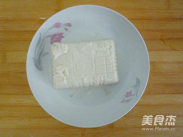 鸡蛋蒸豆腐的家常做法