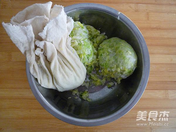 白菜素蒸饺的简单做法