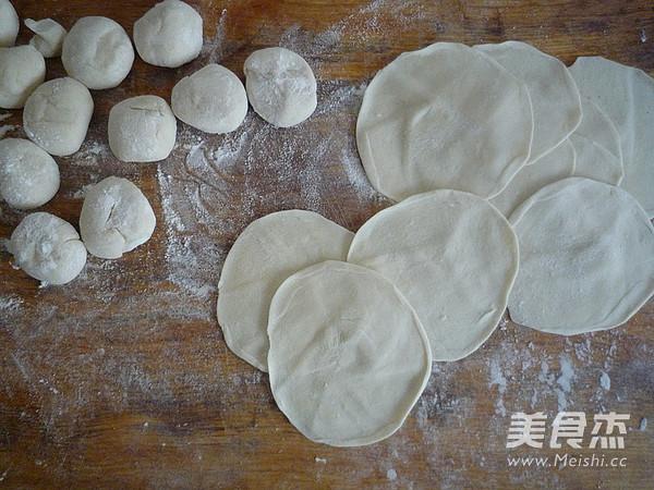 白菜素蒸饺怎么煸