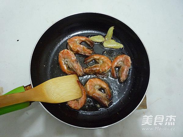 鲜虾粉丝煲怎么做
