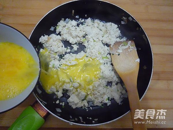 鸡刨豆腐怎么做