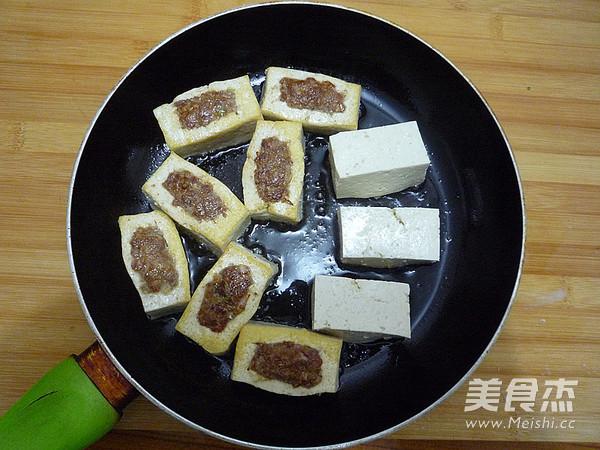 酿豆腐怎么炒