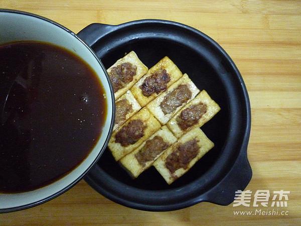 酿豆腐怎么炖