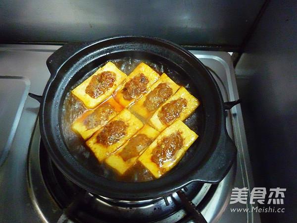 酿豆腐怎么煸