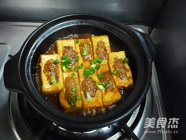 酿豆腐怎样煸