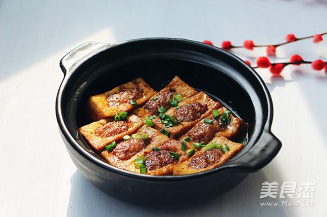 酿豆腐怎样做