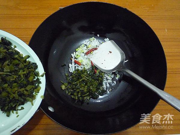 雪菜烧豆腐怎么吃