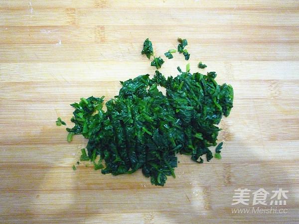 芹菜叶拌香干的家常做法