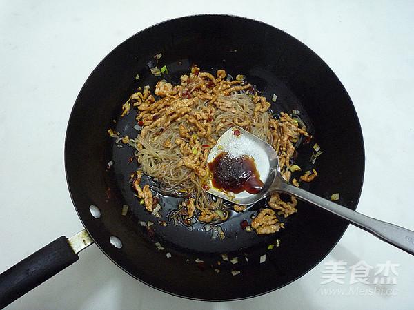韭菜炒粉条怎么煮