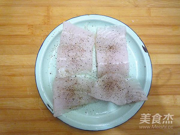 香煎龙利鱼怎么炒