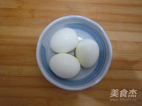 蒜泥拌鸡蛋的做法图解
