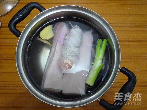 卤五花肉&卤豆腐怎么吃
