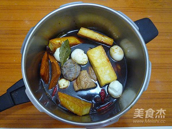 卤五花肉&卤豆腐怎样做