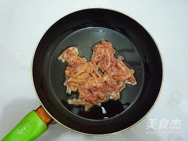 空心菜炒肉丝怎么吃