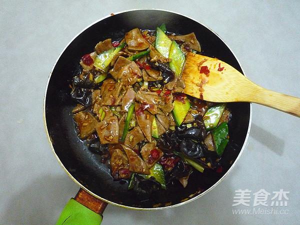 鱼香猪肝怎样煮