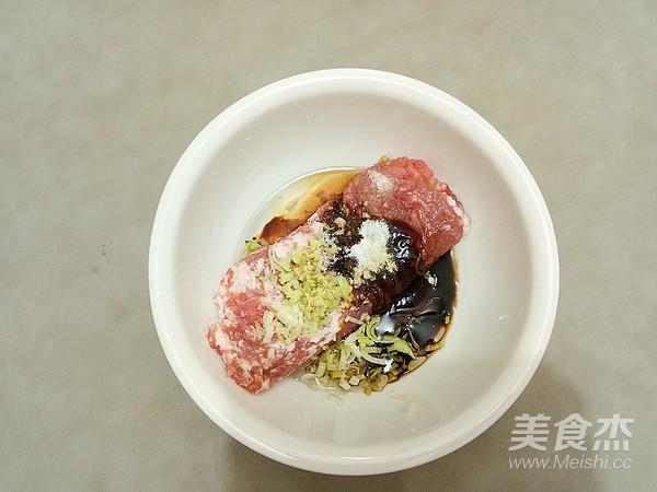 烫面白萝卜蒸饺的简单做法