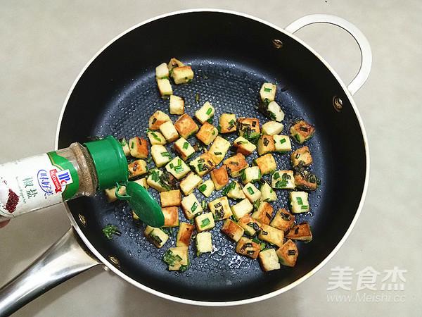 椒盐馒头丁怎么煮