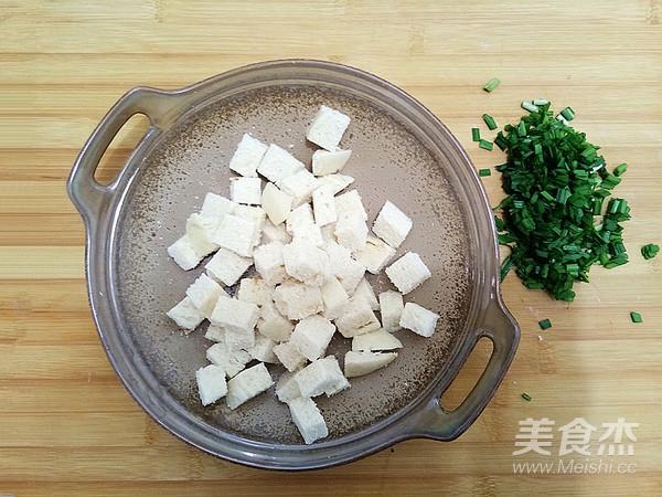 椒盐馒头丁的做法图解