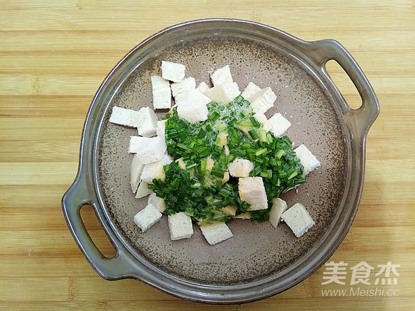 椒盐馒头丁的简单做法