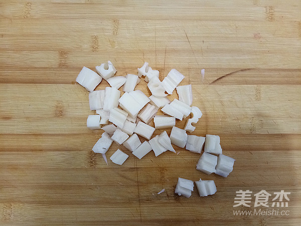 莲藕红豆汤的家常做法