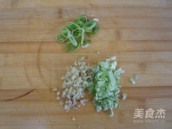 青萝卜丸子汤的家常做法