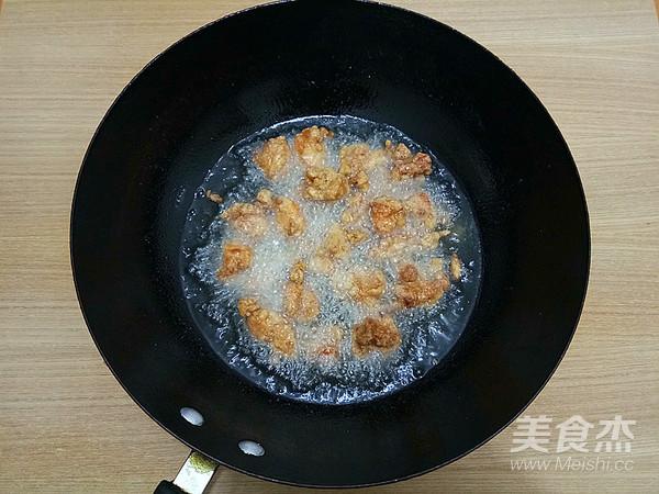 蒜香鸡块怎么煮