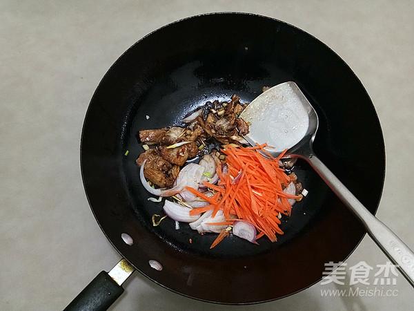 家常炒面怎么煮