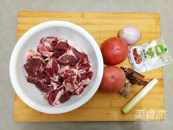 番茄炖牛肉的做法大全