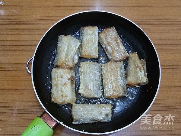 辣烧带鱼怎么吃
