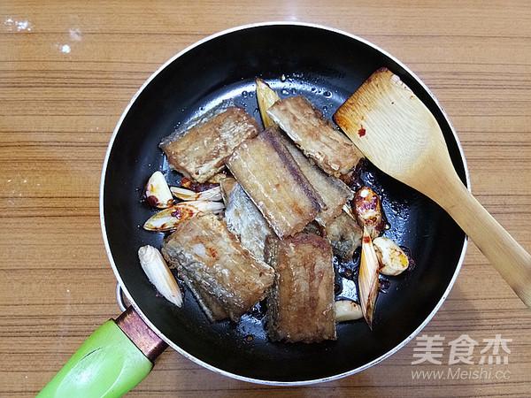 辣烧带鱼怎么煮