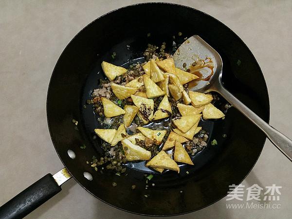 酸豆角烧豆腐怎么炖