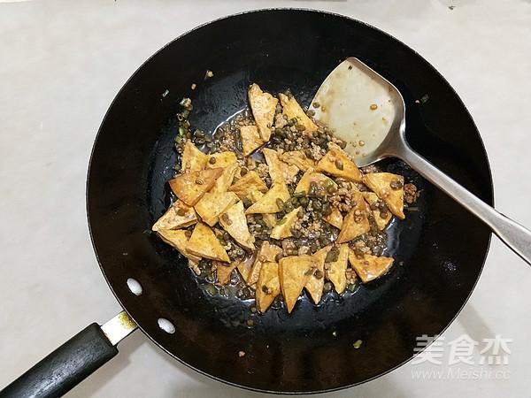 酸豆角烧豆腐怎样做