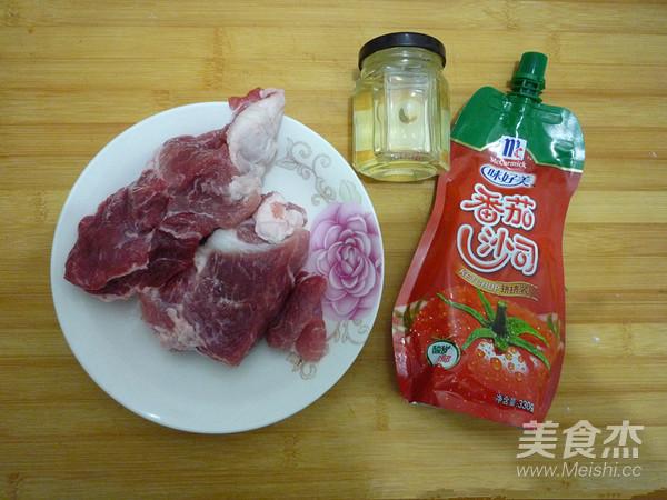 蜜汁酥肉的做法大全