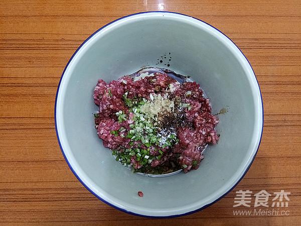 牛肉白萝卜蒸饺怎么做