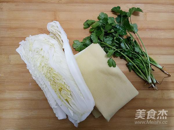 白菜心拌豆腐丝的做法大全