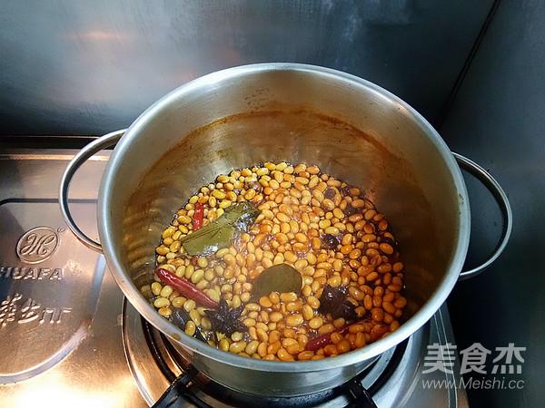 五香酱黄豆怎么煮