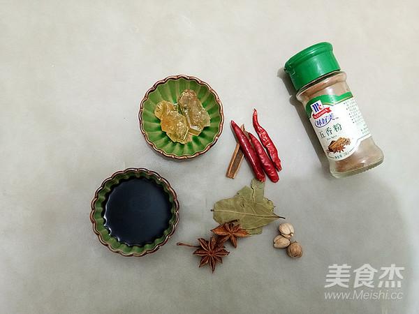 五香酱黄豆的简单做法