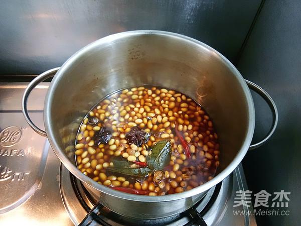 五香酱黄豆怎么炒