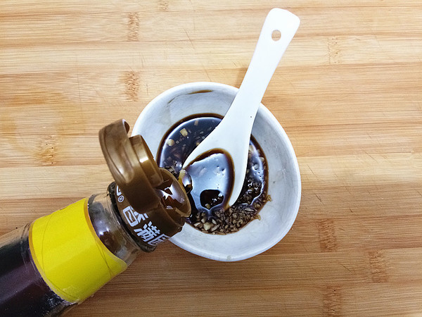 凉拌荷兰豆的家常做法
