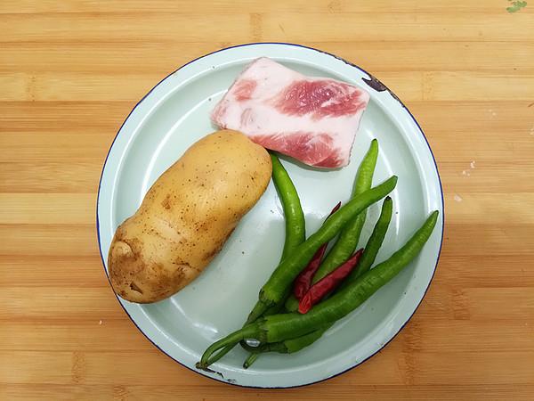 五花肉炒土豆片的做法大全