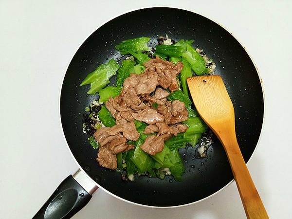 牛肉炒苦瓜怎么炖