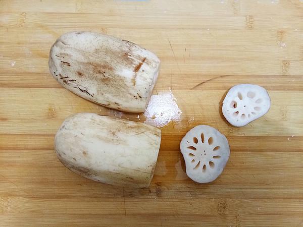 桂花糯米藕的家常做法