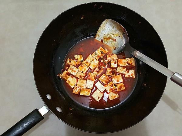 虾仁烧豆腐怎么煸