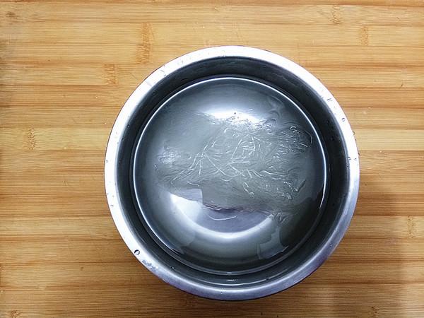 小白菜粉丝丸子的做法图解
